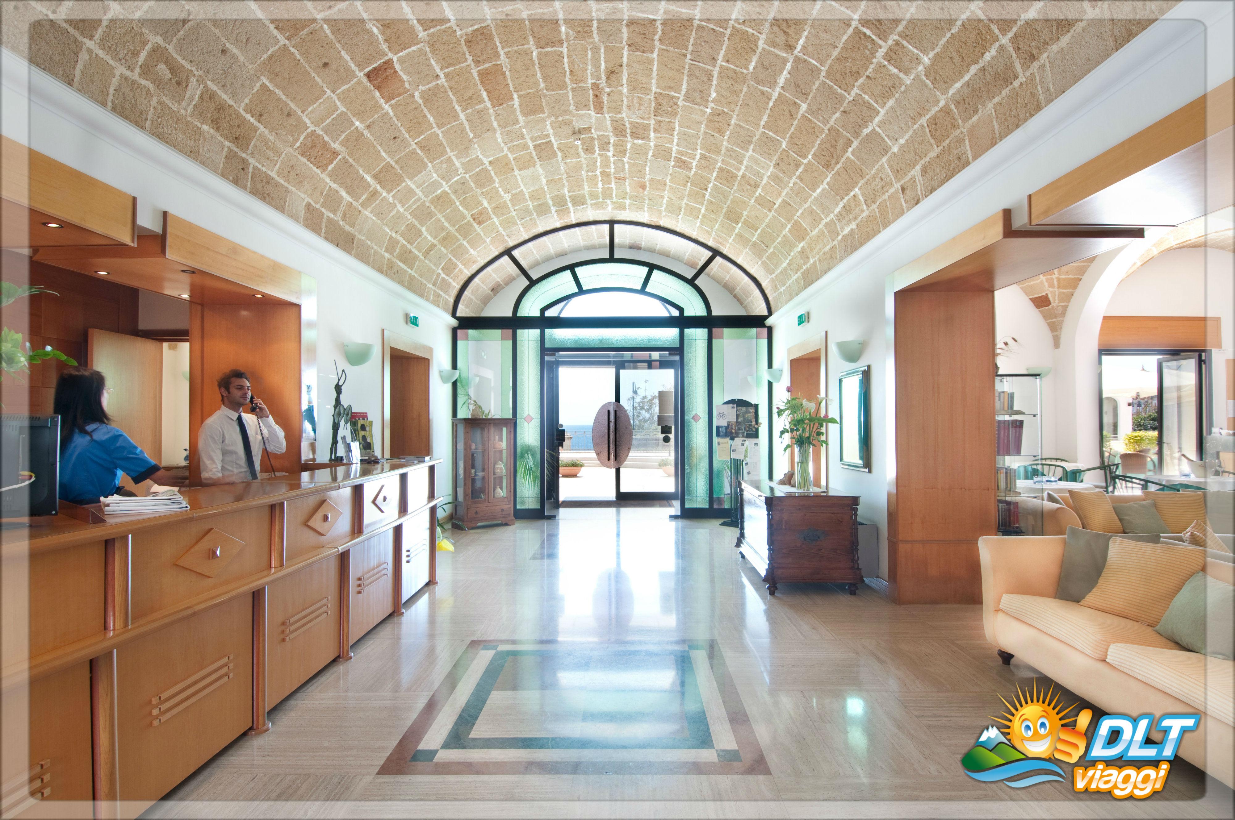 Grand Hotel Mediterraneo Santa Cesarea Terme Apulien Dlt Travel