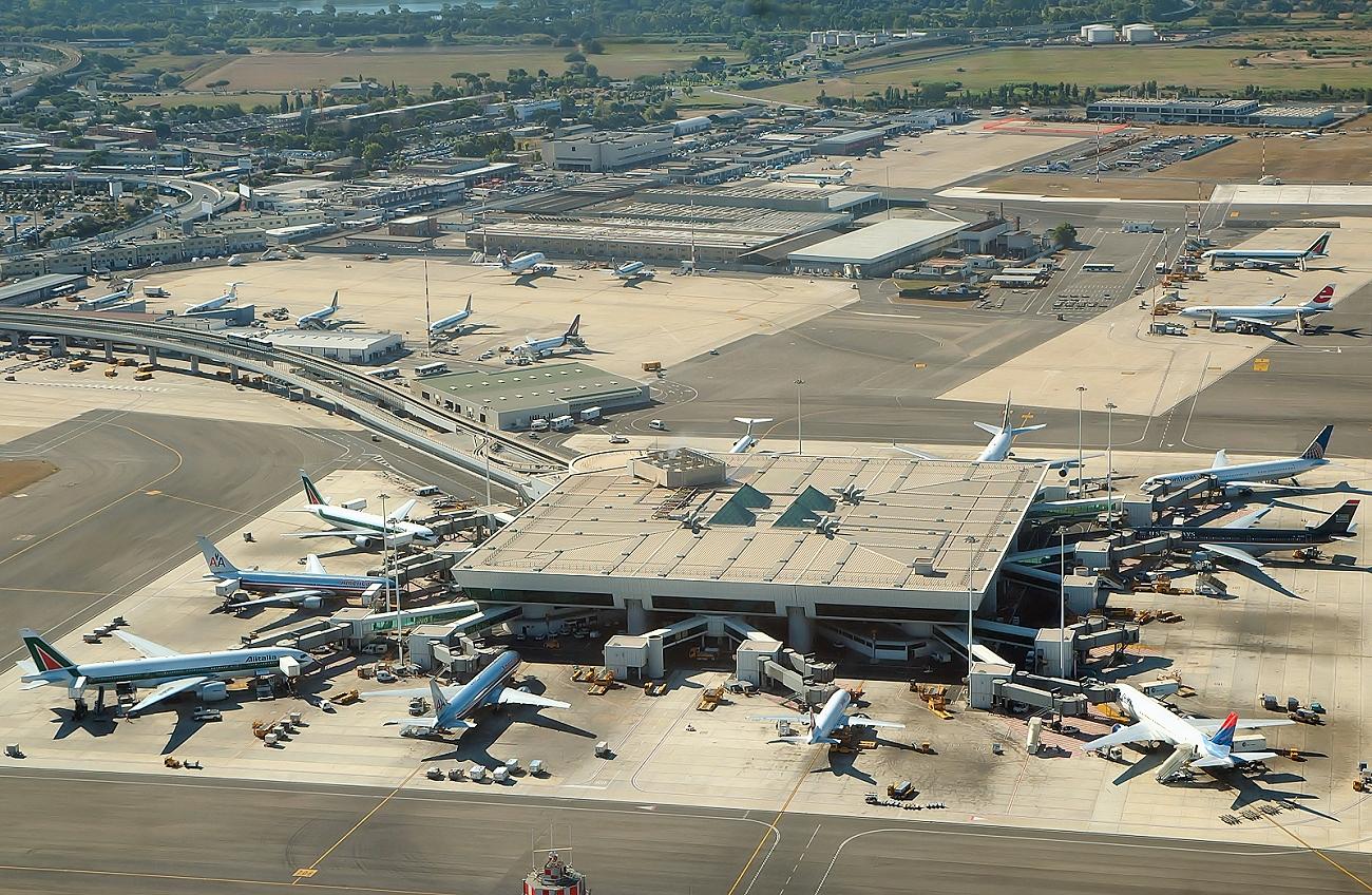 Flughafen Rom Fiumicino An Und Abreise Magazin Dlttravel