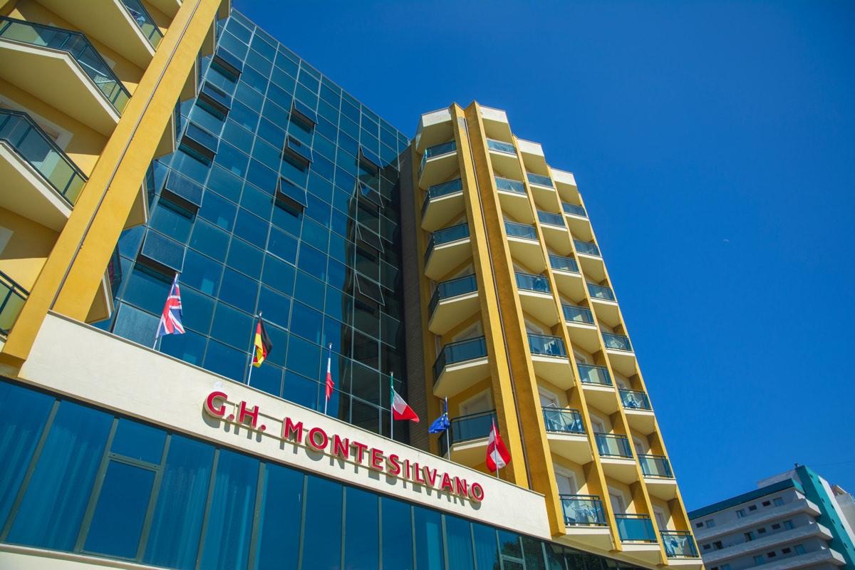Grand Hotel Montesilvano Montesilvano Abruzzen Dlt Travel