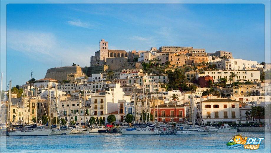 Spagna Ibiza Cartina Geografica.Club Calazul Ibiza San Carlos Spagna Dlt Travel